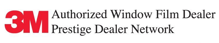 3M Authorized Window Film Dealer. Prestige Dealer Network.